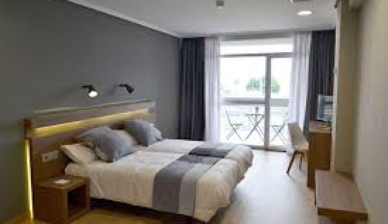 Los hoteles alquilan sus habitaciones por meses durante la pandemia por coronavirus
