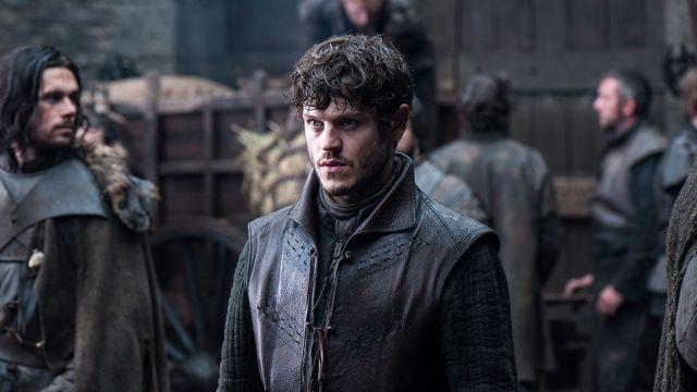 Iwan Rheon como Ramsay Bolton en 'Juego de Tronos'