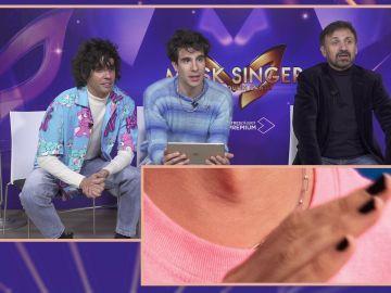 Los investigadores de 'Mask Singer' y Arturo Valls, ¡a prueba con el juego de agudeza visual definitivo!