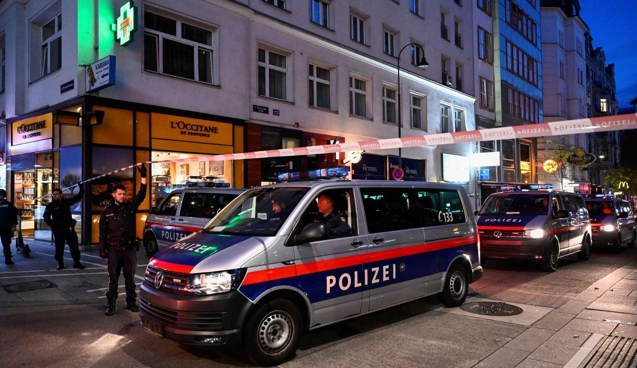 Ataques terroristas en Viena