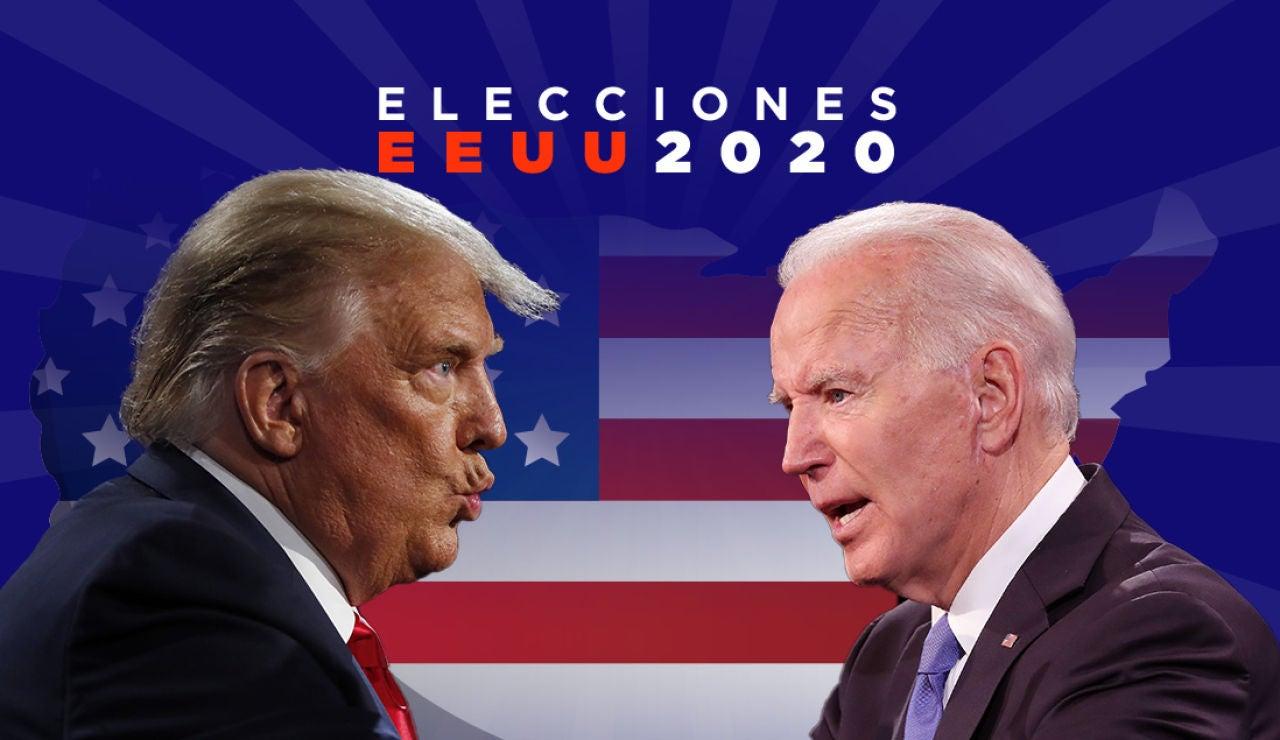 Guía rápida de las Elecciones EEUU 2020: Candidatos, cómo funciona, estados clave y horarios