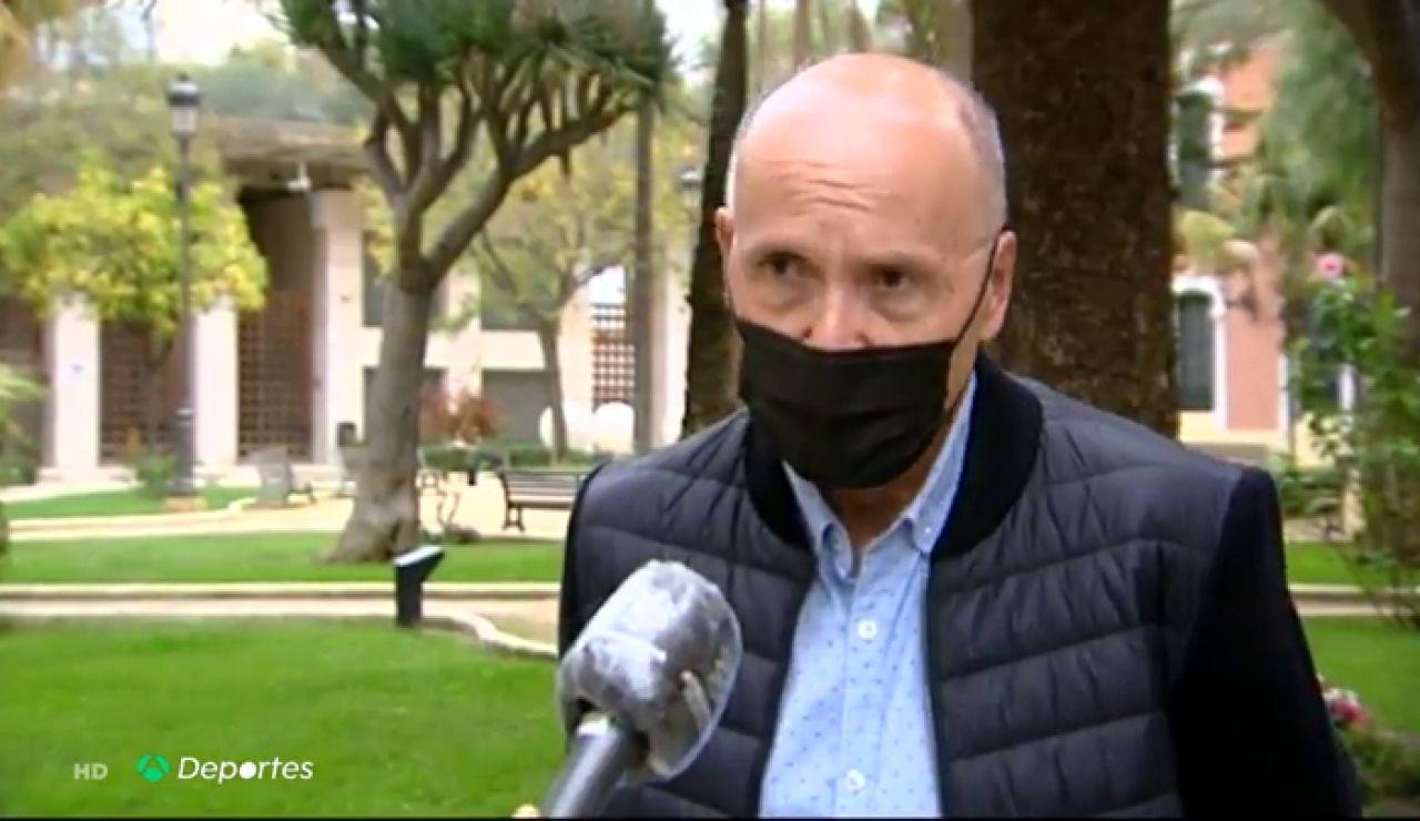 Antonio Toledo, técnico del Sporting Club de Huelva, deja su cargo por miedo al coronavirus