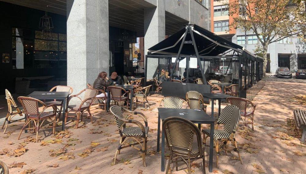 El cierre de la hostelería afecta a 120.000 familias en Castilla y León