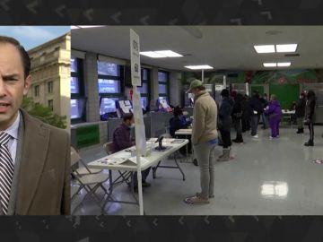 El elevado número de votos por correo en las elecciones de Estados Unidos dificulta un recuento rápido y plantea dudas jurídicas