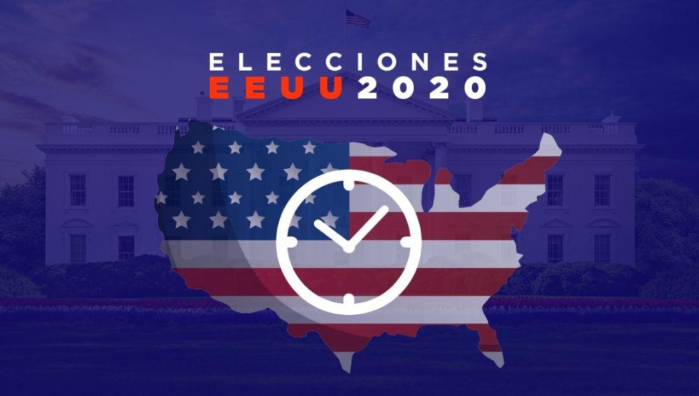 Resultado Elecciones EEUU 2020: ¿Cuándo terminan las elecciones de Estados Unidos y sabremos el ganador?