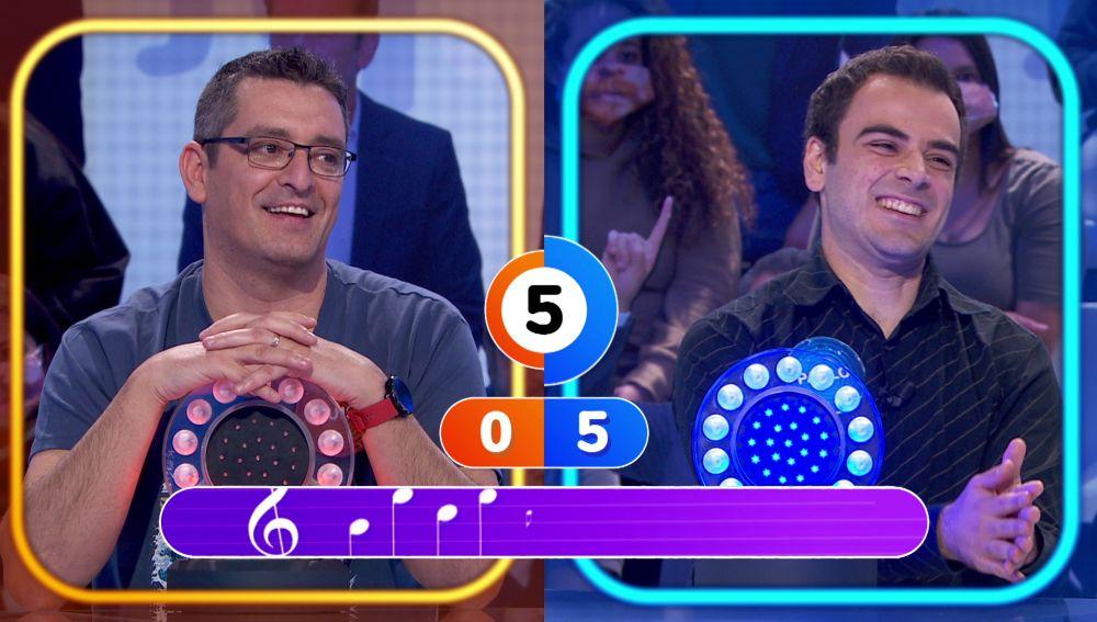 Pablo se convierte en el protagonista de 'Pasión de Gavilanes' al ritmo de '¿Quién es ese hombre?'