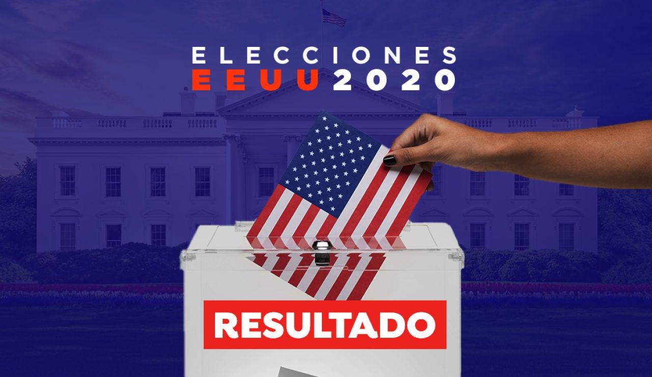 Elecciones EEUU 2020: ¿Quién va ganando las elecciones de Estados Unidos? Escrutinio en tiempo real