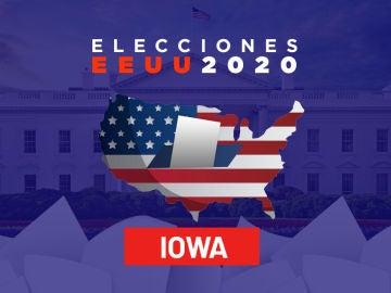 Elecciones EEUU 2020: Resultado de las elecciones de Estados Unidos en el estado de Iowa
