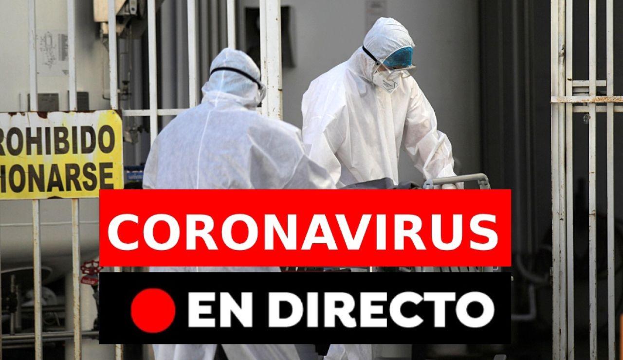 Coronavirus España: Última hora del estado de alarma y confinamientos, en directo