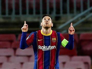 El Barcelona sufre para ganar al Dinamo de Kiev en la Champions League