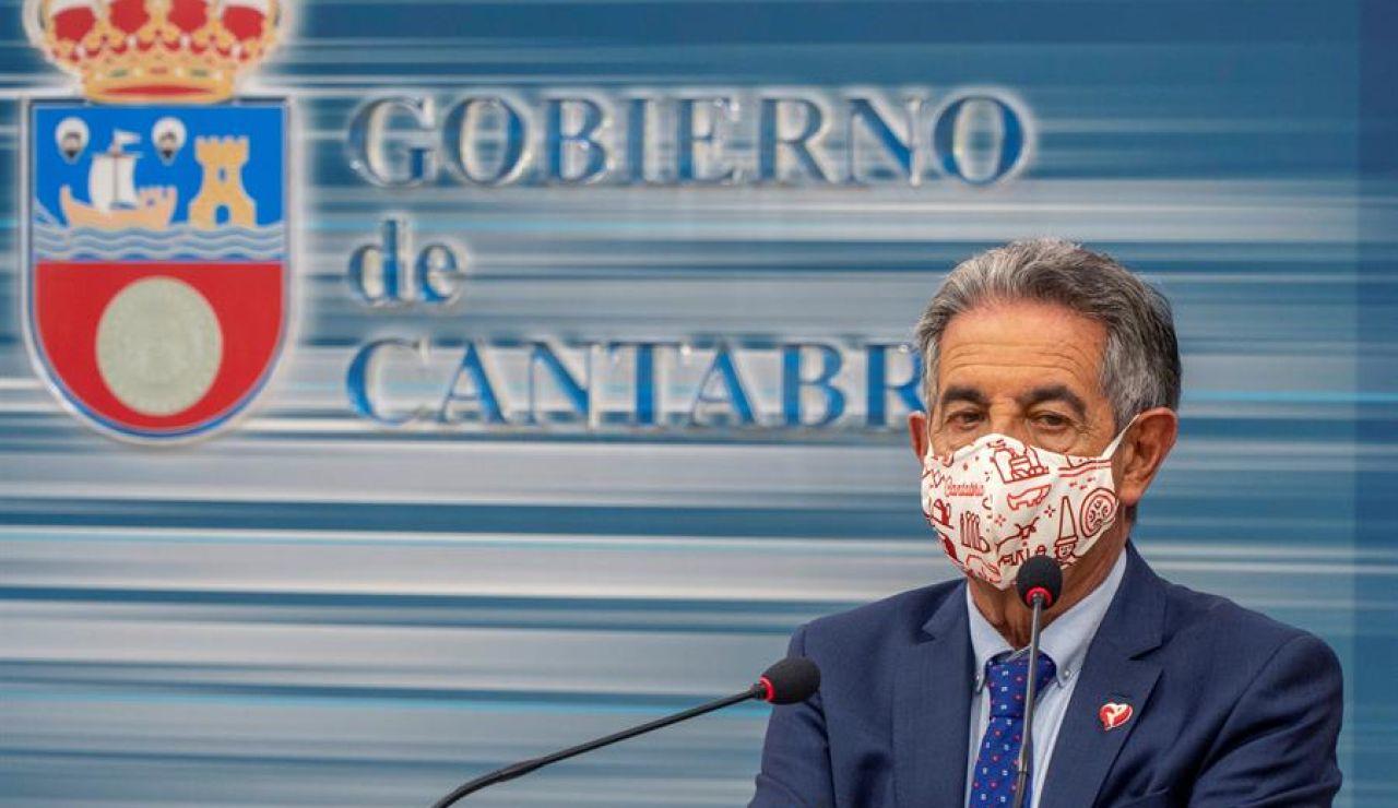 Cantabria anuncia un confinamiento perimetral de sus municipios hasta el 9 de noviembre