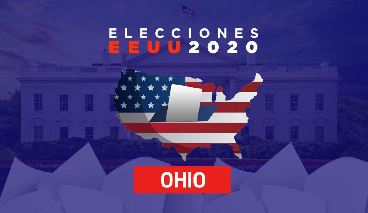 Elecciones EEUU 2020: Resultado de las elecciones de Estados Unidos en el estado de Ohio