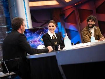 'El Hormiguero 3.0' desvela la faceta de Blanca Suárez que casi nadie conoce