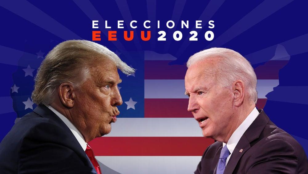 Resultado Elecciones EEUU 2020: ¿Qué está pasando en los estados clave en las Elecciones de Estados Unidos?