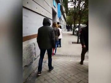 El hospital Gregorio Marañón de Madrid deriva enfermos de coronavirus a un hospital privado