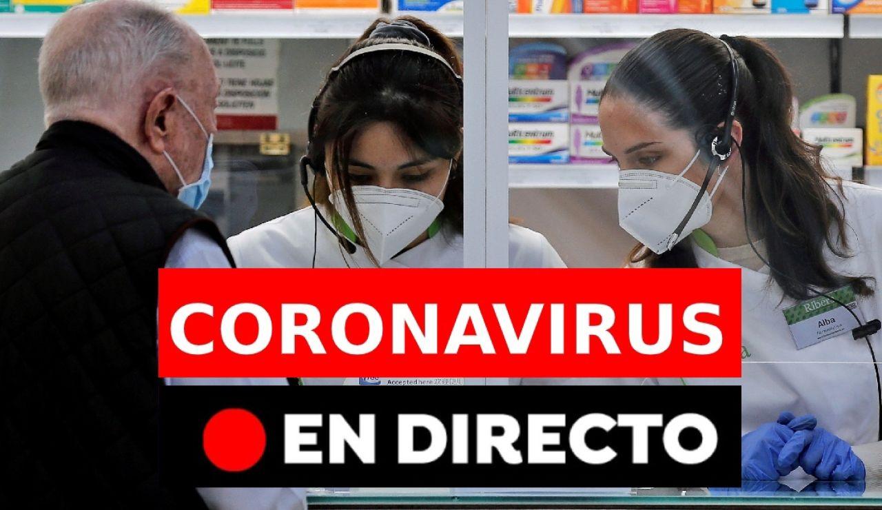Coronavirus España: confinamiento y restricciones en directo
