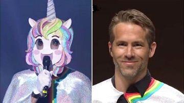 Ryan Reynolds en 'King of Masked Singer' Corea