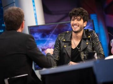 ¿Es Sebastián Yatra tan romántico como sus canciones? El cantante responde en 'El Hormiguero 3.0'