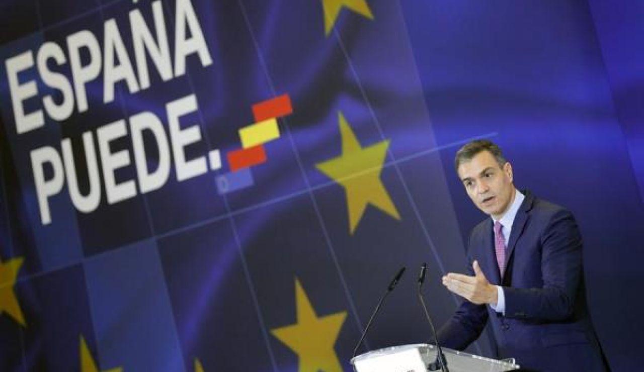 Pedro Sánchez presenta en Valencia el Plan de Recuperación