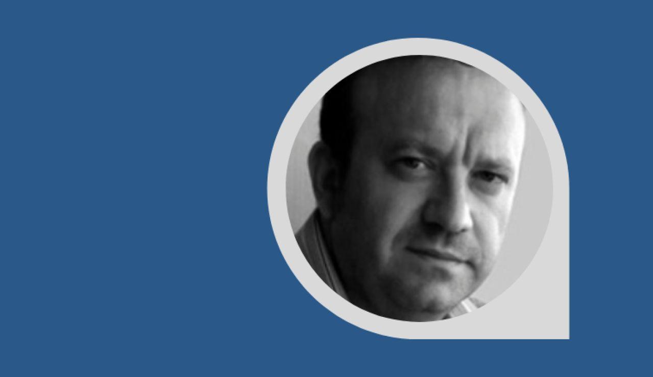 Juan Luis Manfredi, profesor titular de periodismo en la universidad de Castilla-La Mancha