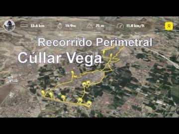 Recorrido por Cúllar Vega