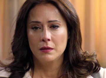 Cristina llora la marcha de Guillermo tras compartir muchos recuerdos en el despacho
