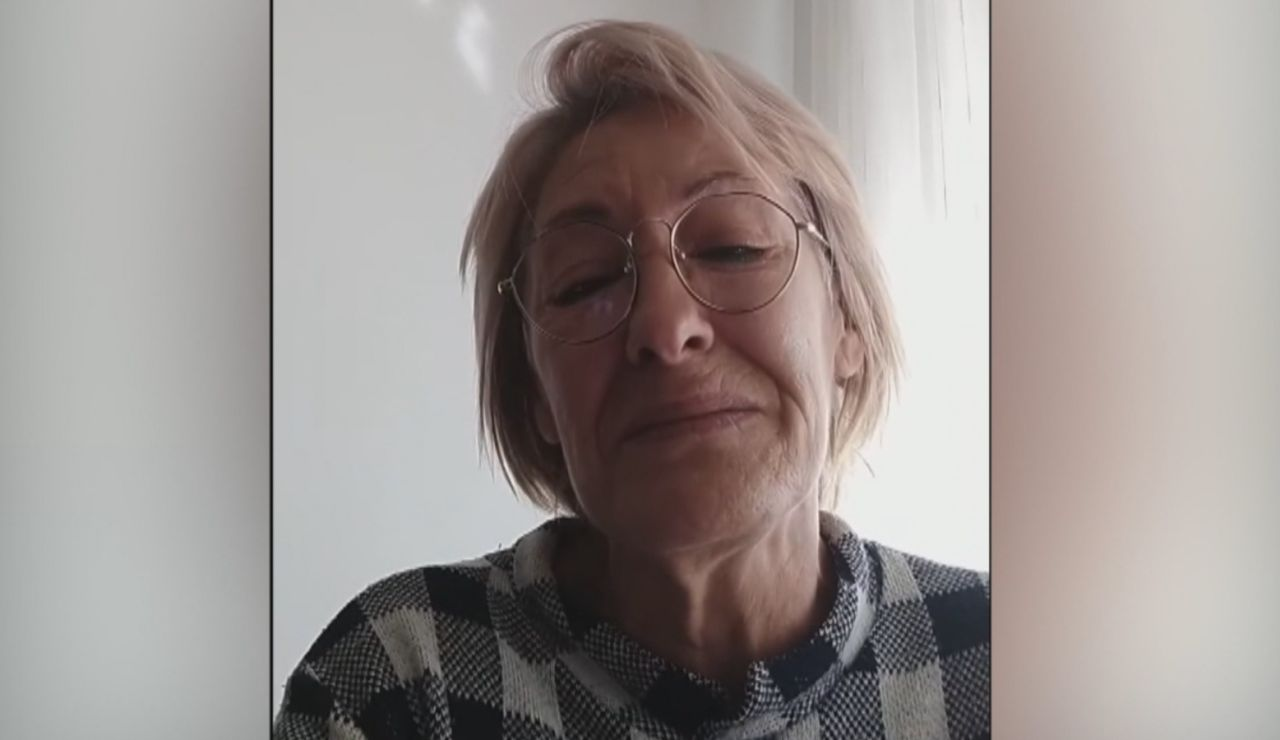 """La abuela del niño fallecido en Espejo Público: """"La autopsia preliminar dice que ha fallecido de una peritonitis"""""""