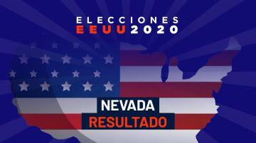 Elecciones EEUU 2020: Resultado de las elecciones de Estados Unidos en el estado de Nevada