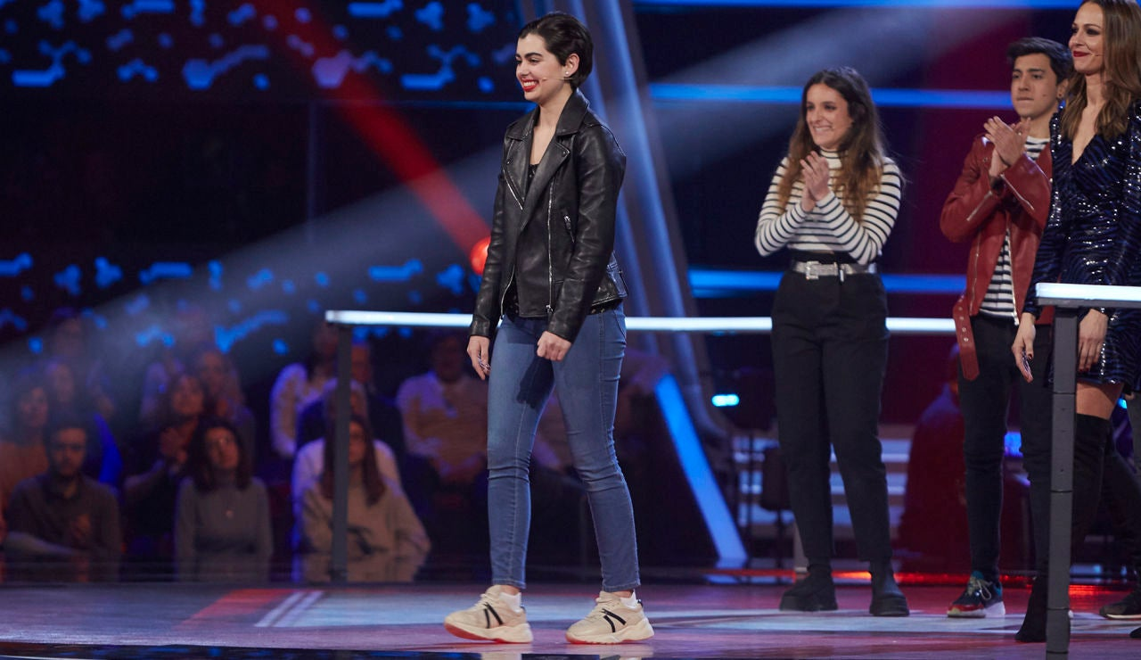 """Laura Pausini selecciona a Paula Espinosa como un pase directo a los Directos de 'La Voz': """"Nos ha emocionado de una manera que tiene que ser premiada"""""""