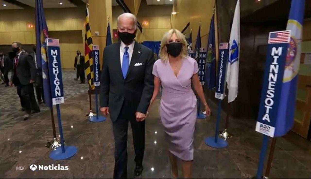 Joe Biden, el presidente de Estados Unidos más mayor tras pasar una trágica vida