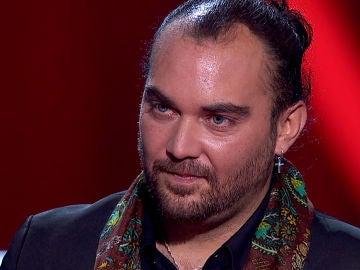 Antonio Villar en los Asaltos de 'La Voz'