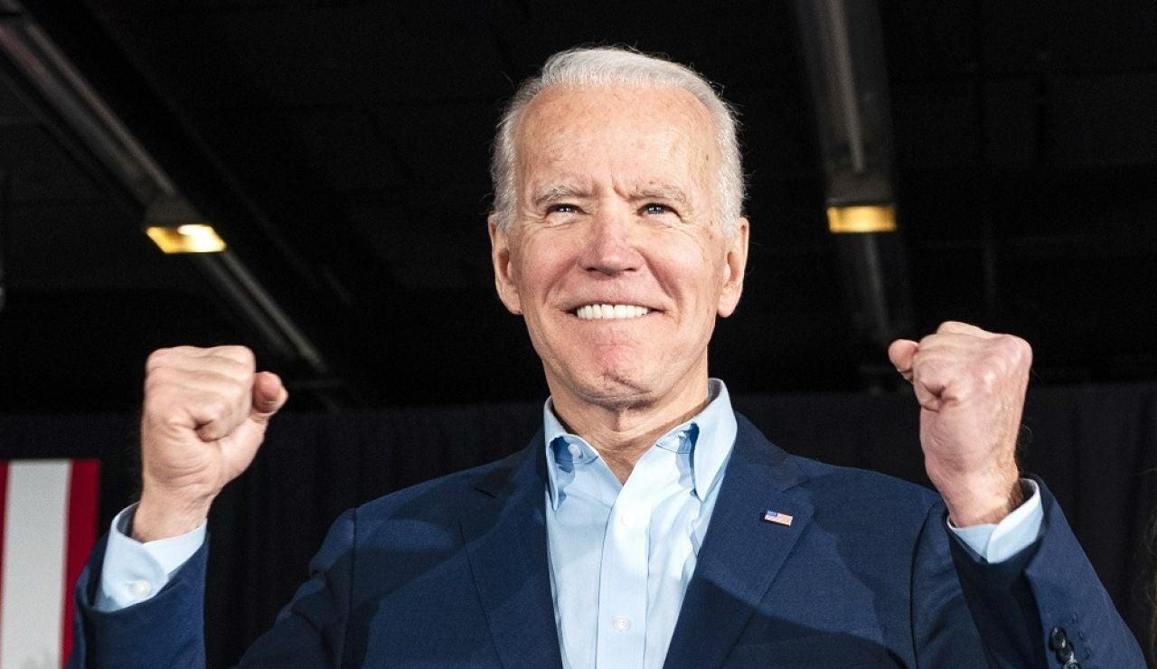 Joe Biden, nuevo presidente de EEUU