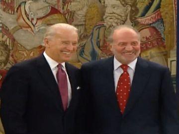 Visita Biden a España en 2010