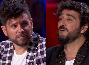 La canción que unió por primera vez a Pablo López y Antonio Orozco en un escenario