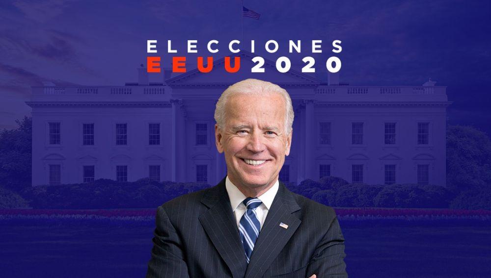 Joe Biden, ganador de las elecciones de Estados Unidos 2020