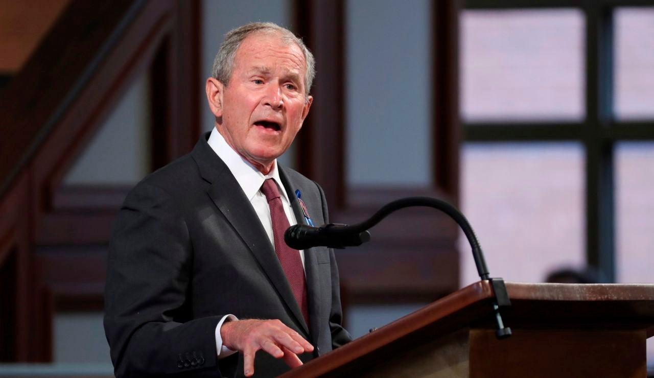 George W. Bush, expresidente de Estados Unidos