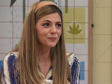 Maica, dolida le confiesa a Pelayo la difícil historia de su matrimonio