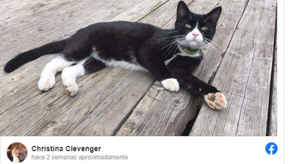 Facebook de Christina Clevenger