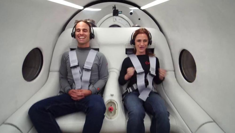 ¿Has viajado en un tren supersónico? Hyperloop lo ha hecho realidad