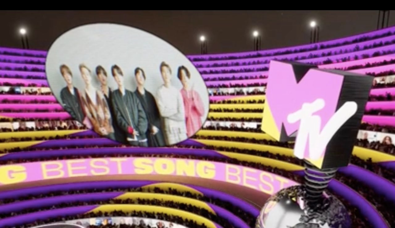 El grupo surcoreano BTS y Karol G. arrasan en los premios MTV EMAs 2020