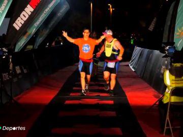 Chris Nikic, el primer triatleta con síndrome de Down que logra completar un ironman