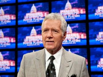Alex Trebek, presentador de 'Jeopardy!'