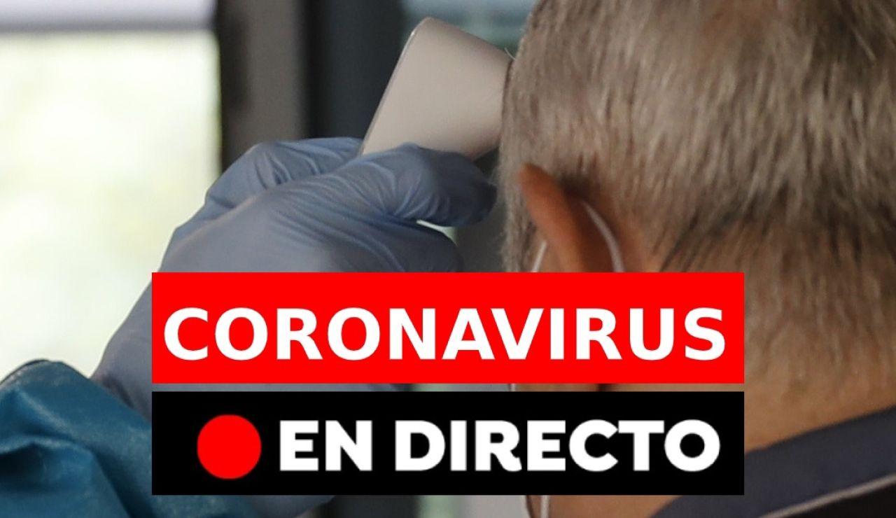 Confinamientos y restricciones por coronavirus 9 de noviembre