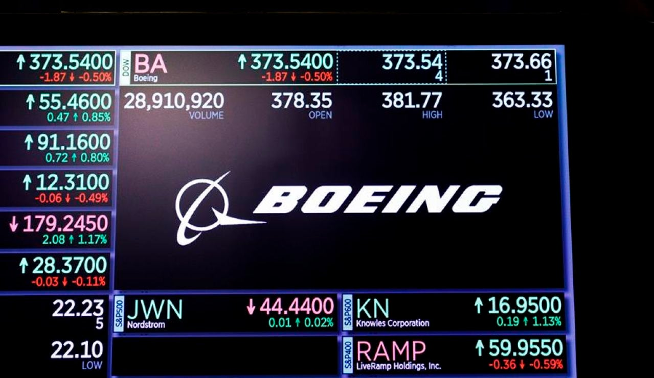 La Unión Europea anuncia aranceles a Estados Unidos por las ayudas ilegales a Boeing con la vista puesta en Joe Biden