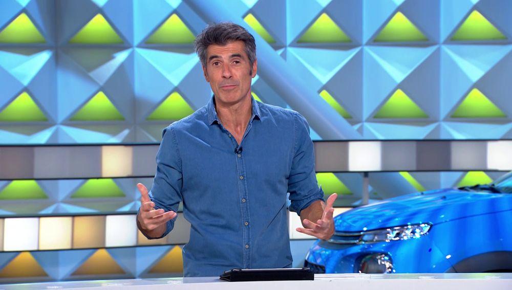 Jorge Fernández destapa toda la verdad sobre las dietas milagro en 'La ruleta de la suerte'