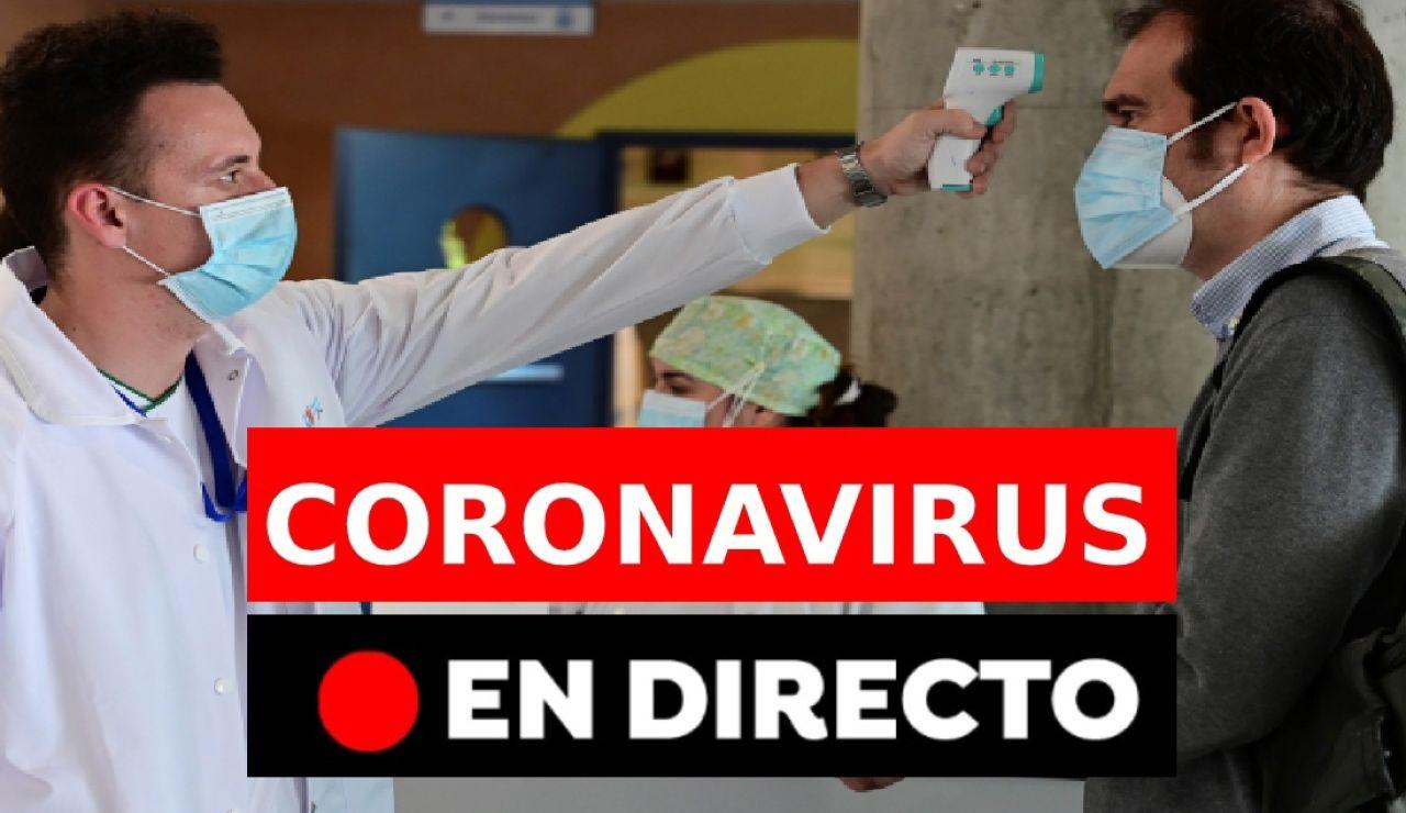 Coronavirus en España y Madrid hoy: Última hora del estado de alarma, la vacuna de Pfizer y el toque de queda, en directo