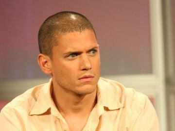 Wentworth Miller, protagonista de 'Prison Break'