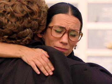 Las emotivas palabras de Benigna que enternecen a Manolita