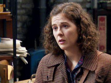 Virginia confiesa a Gorka sus pecaminosos deseos hacia Fabián