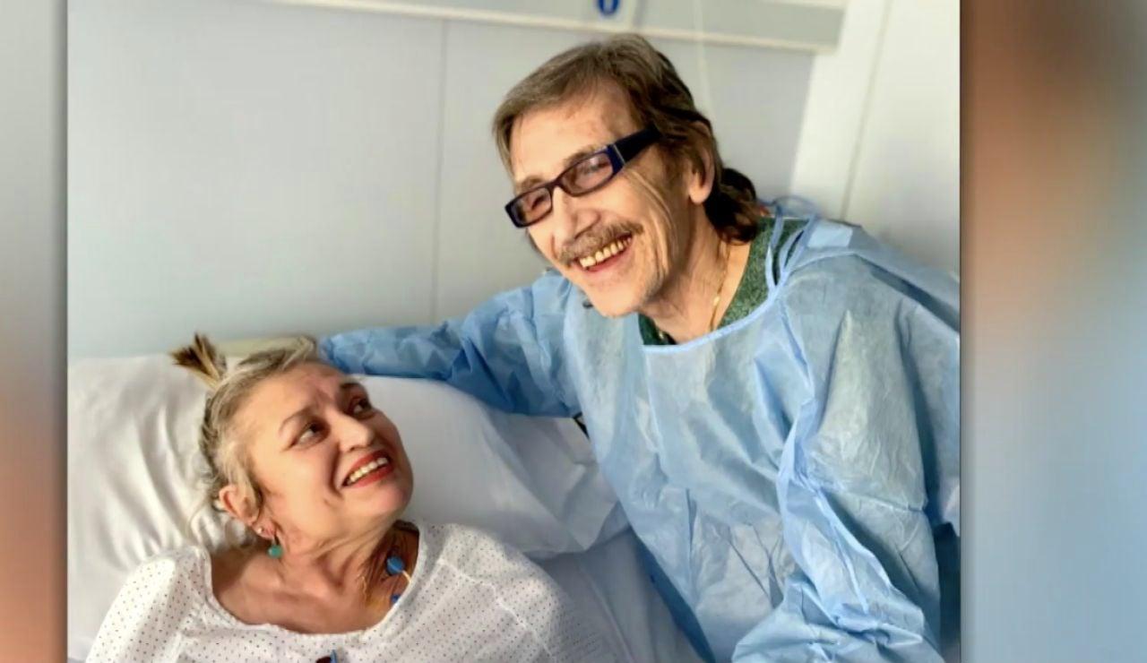 Boda en el hospital de Ibiza